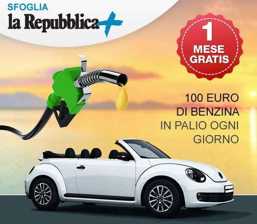 100 euro di benzina in paloi ogni giorno