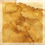 Stained Napkin