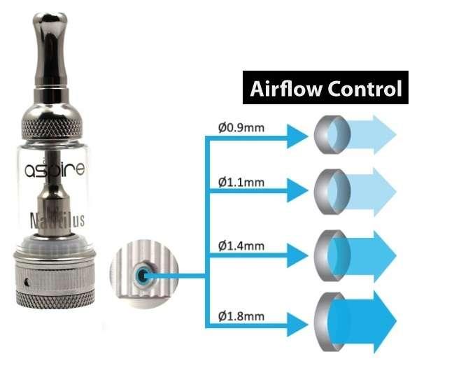 Airflow Aspire Nautilus