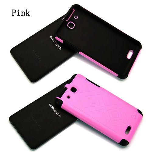 Alcatel one touch idol ultra 6033 funda dual hibrida en mercado libre - Fundas alcatel one touch idol ...