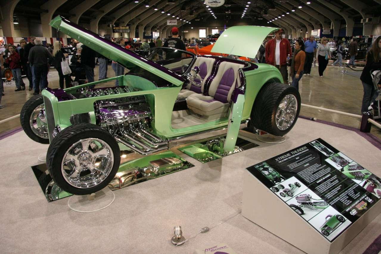 World Otomotif Ford 1932 Xtreme Thunder By Steve Barton