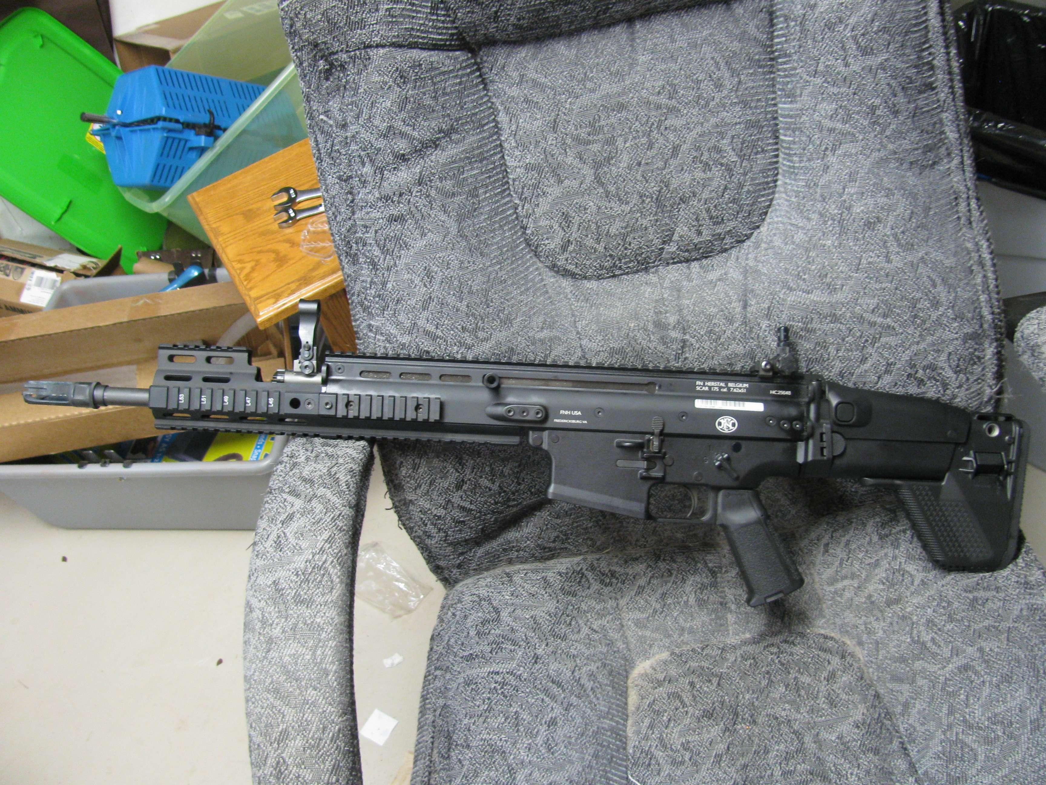 AR 7.62 Battle Rifle - Auto & Semi-Auto Discussion