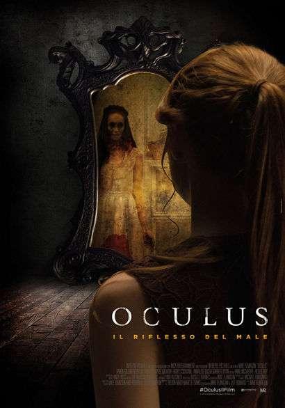 Pelicula Oculus