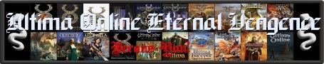 Ultima Online Eternal Vengence