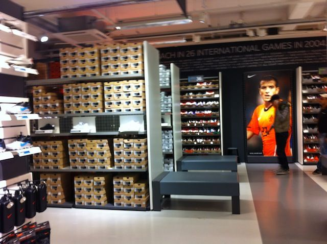 Nike Outlet Store Amsterdam