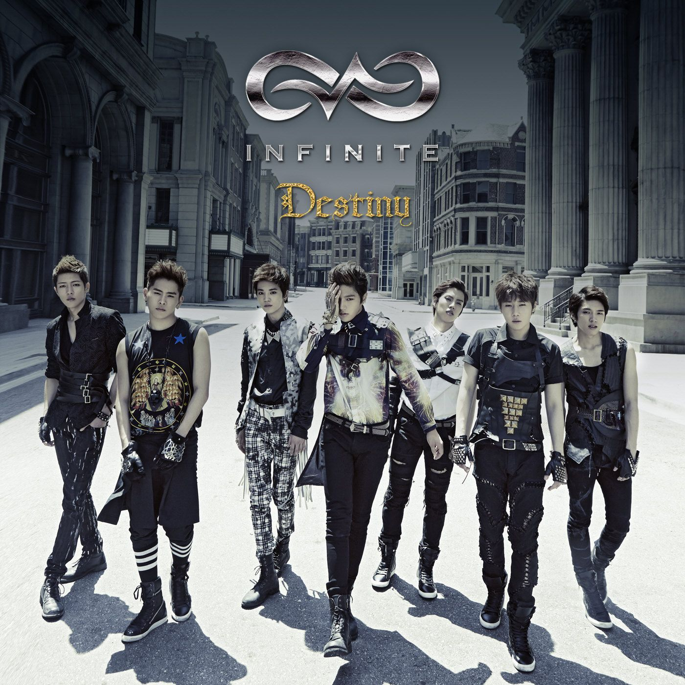 Download [Single] INFINITE – DESTINY