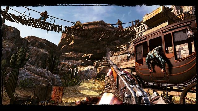 [PC] โหลดเกมส์ CALL OF JUAREZ : GUNSLINGER