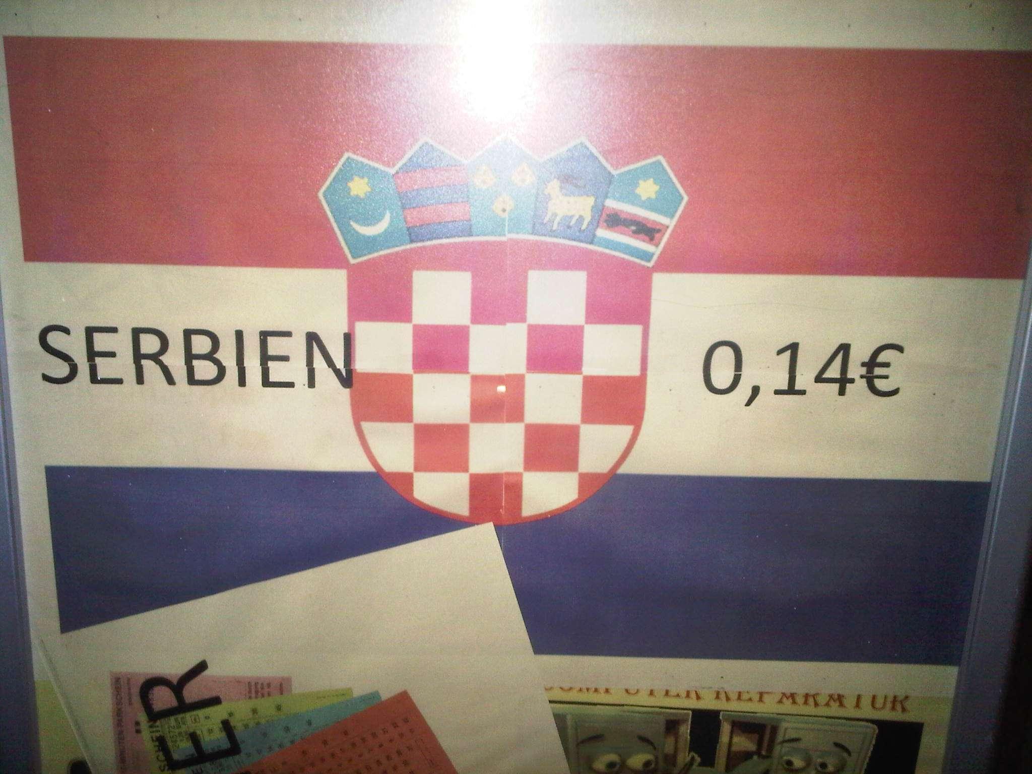 Croatia - Serbia