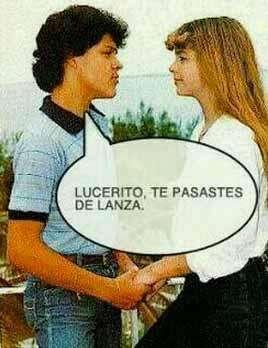 Lucerito y Pedrito Fernandez